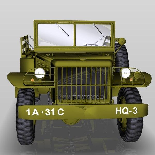 Dodge WC-51 Army Vehicle3.JPG