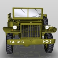 Dodge WC-51 Army Vehicle