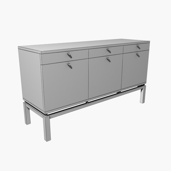 free max mode ikea sideboard - Ikea BJURSTA Sideboard... by 3dlibrary