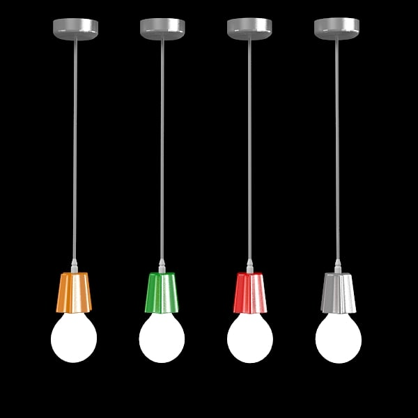 Modo Luce 003000 modern bulb lamp sconce pendant suspension fun kid children.jpg