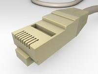RJ45 Plug LAN