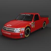 NASCAR CWTS Chevy Silverado 2011