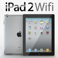 iPad 2 Wifi with Smart Cover Realistic