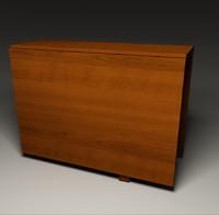 opentable 01 3d model