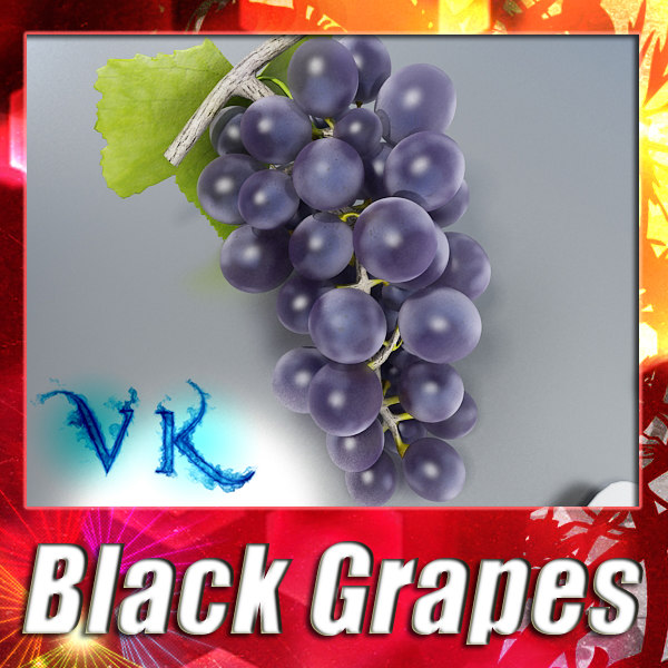 Black grapes preview 0.jpg