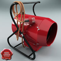 Electric Portable Heat Blower