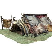 Orc hunter house