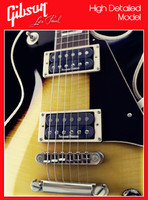 Gibson Les Paul (Highly Detailed)