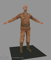3d realtime tribal hunter