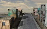 slum district road 3ds