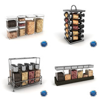 Spice Rack Collection