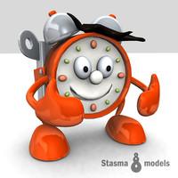 Clock Alive