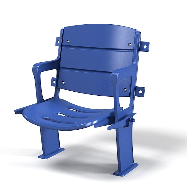 Jim Thome Veterans Stadium Upper Deck Home run seat arena chair baseball sport plastic seat seating armchair folding.jpg