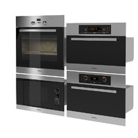 MIele integrated built-in kitchen appliences