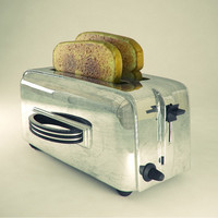3d model toaster