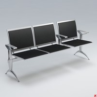 Airport chair022.rar