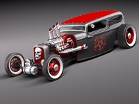 Ford 1929 DEVILs Car