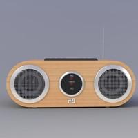 3d radio solidworks
