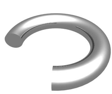 Rotating torus preloader