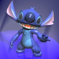 Stitch RIGGED