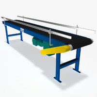 Conveyor - Belt Slider Bed 10 Ft