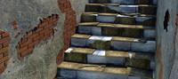 broken stairs max