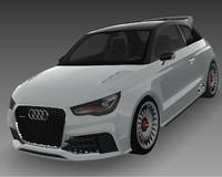 Audi A1 clubsport quattro Concept (2011)