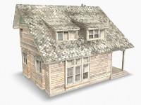 Cottage VIII, Textured