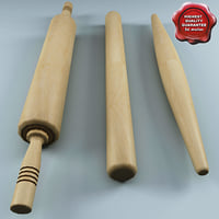 3d rolling pins