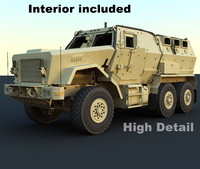 Caiman v2 mrap vehicle