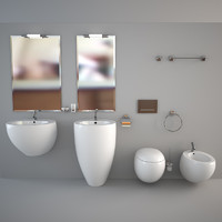 set bath bathroom max