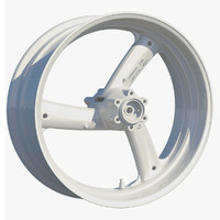 wheel tubeless rim obj