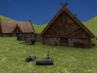 3d model environment