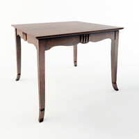 table francesco pasi 3d model