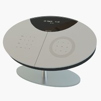 3d model beocenter bang olufsen