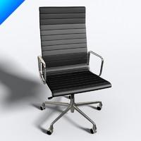 3dsmax aluminium chair