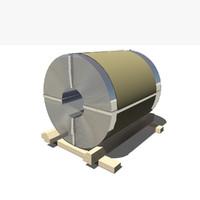 rolled steel cargo ma