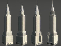 maya chrysler building