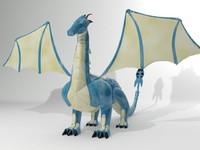 dragon 3d max