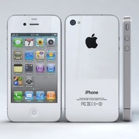 3d apple iphone 4 4s