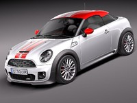 c4d mini coupe 2012 sport