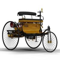 benz patent motorwagen motor engine max
