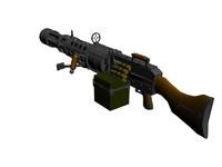 3d machine gun lead dispencer