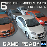 Fiat LINEA 6 Color & Models Cars