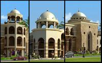 3d islamic model