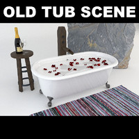 old tub max