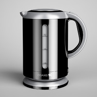 3d electric kettle 01 model