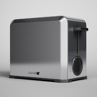 3d model toaster 09