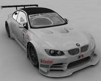 BMW M3 E92 GTR