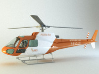 Helicopter - AS350 B3